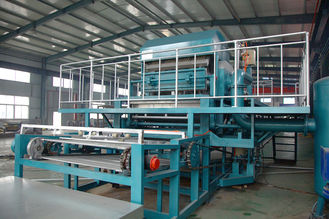 104KW 380V Paper Egg Tray Making Machine Rotary Type Dimension 30*4*4M