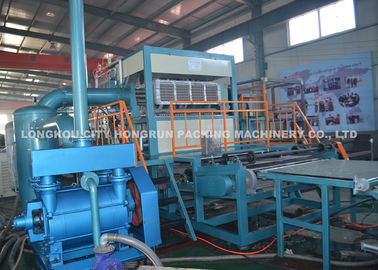 Chiny Paper Egg Tray Making Machine , Pulp Molding Machine dystrybutor
